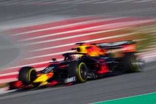 Fotos día 6 test Barcelona F1 2019