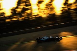 Fotos día 7 test Barcelona F1 2019