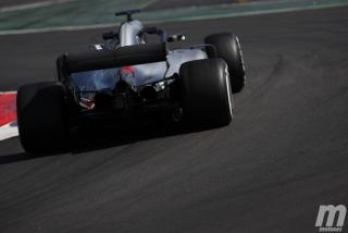 Fotos día 8 test Barcelona F1 2018 - Foto 5