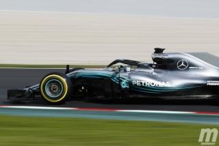 Fotos día 8 test Barcelona F1 2018 Foto 11