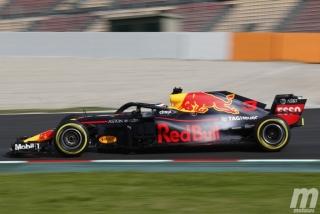 Fotos día 8 test Barcelona F1 2018 Foto 19