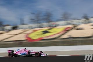 Fotos día 8 test Barcelona F1 2018 Foto 45