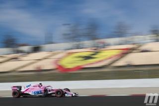 Fotos día 8 test Barcelona F1 2018 Foto 46