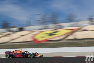 Fotos día 8 test Barcelona F1 2018 Foto 47