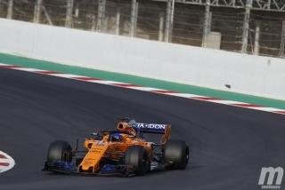 Fotos día 8 test Barcelona F1 2018 Foto 57