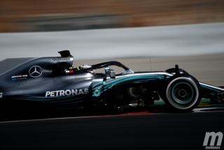 Fotos día 8 test Barcelona F1 2018 Foto 70