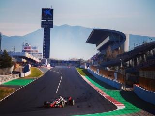 Fotos día 8 test Barcelona F1 2018 Foto 72