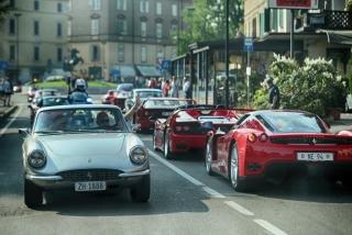 Fotos: el 70 Aniversario de Ferrari desde Maranello  - Foto 4