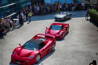 Fotos: el 70 Aniversario de Ferrari desde Maranello  Foto 20