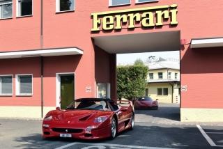 Fotos: el 70 Aniversario de Ferrari desde Maranello  Foto 91