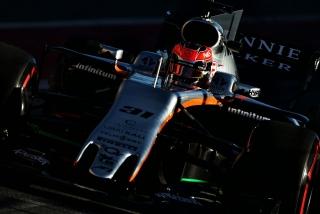 Foto 2 - Fotos Esteban Ocon F1 2017