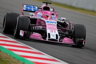 Fotos Esteban Ocon F1 2018 Foto 2