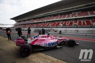 Fotos Esteban Ocon F1 2018 Foto 3