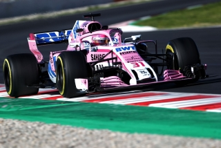 Fotos Esteban Ocon F1 2018 Foto 6