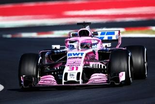 Fotos Esteban Ocon F1 2018 Foto 8