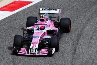 Fotos Esteban Ocon F1 2018 Foto 10