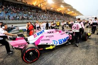 Fotos Esteban Ocon F1 2018 Foto 17