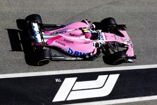 Fotos Esteban Ocon F1 2018 Foto 35