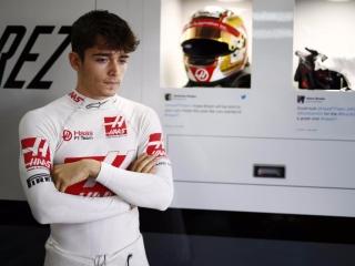 Fotos F1 Charles Leclerc Foto 8