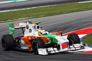 Fotos F1 Paul di Resta