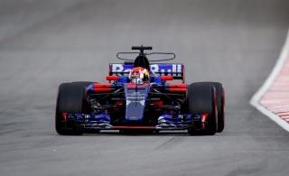 Fotos Pierre Gasly F1 2017 Foto 17