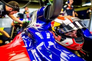 Fotos Pierre Gasly F1 2017 Foto 53