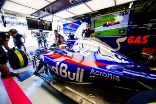 Fotos Pierre Gasly F1 2017 Foto 54