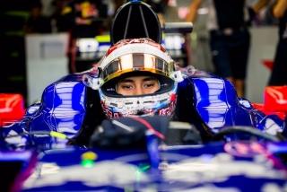 Fotos F1 Sean Gelael Foto 4