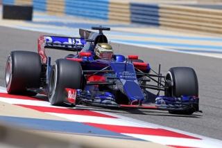 Fotos F1 Sean Gelael Foto 11