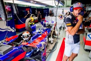 Fotos F1 Sean Gelael Foto 15