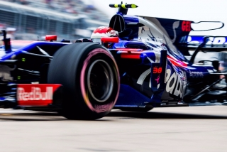 Fotos F1 Sean Gelael Foto 17