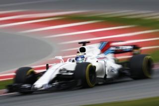 Fotos Felipe Massa F1 2017 Foto 6