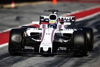 Fotos Felipe Massa F1 2017 Foto 11