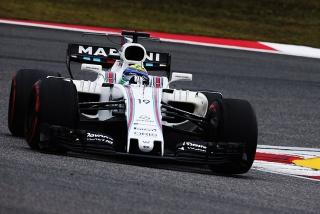 Fotos Felipe Massa F1 2017 Foto 20
