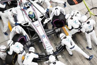 Fotos Felipe Massa F1 2017 Foto 50