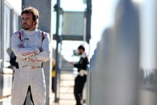 Fotos Fernando Alonso 24 Horas de Daytona 2018 Foto 11