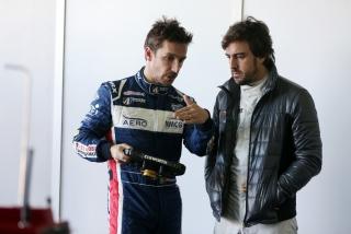 Fotos Fernando Alonso 24 Horas de Daytona 2018 Foto 16