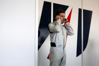 Fotos Fernando Alonso 24 Horas de Daytona 2018 Foto 37