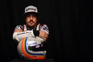 Foto 1 - Fotos Fernando Alonso 24 Horas de Daytona 2018