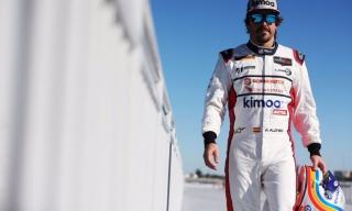 Fotos Fernando Alonso 24 Horas de Daytona 2018 Foto 81