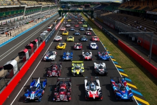 Foto 1 - Fotos Fernando Alonso 24 Horas de Le Mans 2018