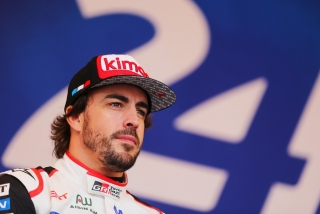 Fotos Fernando Alonso 24 Horas de Le Mans 2018 Foto 4