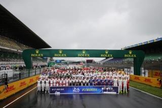 Fotos Fernando Alonso 24 Horas de Le Mans 2018 Foto 7