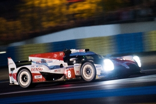 Fotos Fernando Alonso 24 Horas de Le Mans 2018 Foto 33