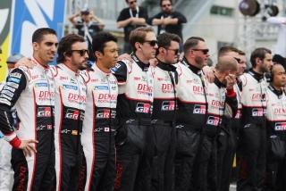 Fotos Fernando Alonso 24 Horas de Le Mans 2018 Foto 42