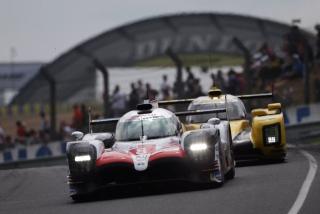 Fotos Fernando Alonso 24 Horas de Le Mans 2018 Foto 52