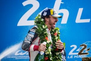 Fotos Fernando Alonso 24 Horas de Le Mans 2018 Foto 62
