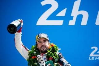 Fotos Fernando Alonso 24 Horas de Le Mans 2018 Foto 63
