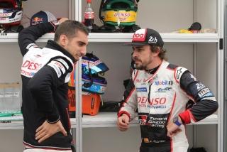 Fotos Fernando Alonso 24 Horas de Le Mans 2018 Foto 53
