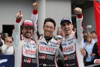 Fotos Fernando Alonso 24 Horas de Le Mans 2018 Foto 67